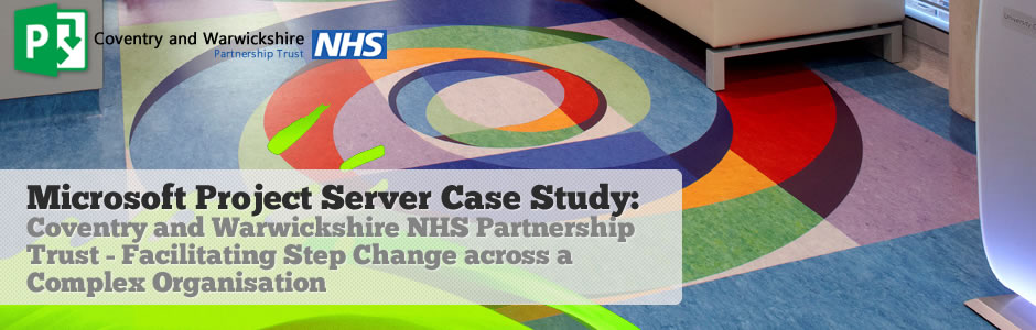 Microsoft Project Server Case Study NHS