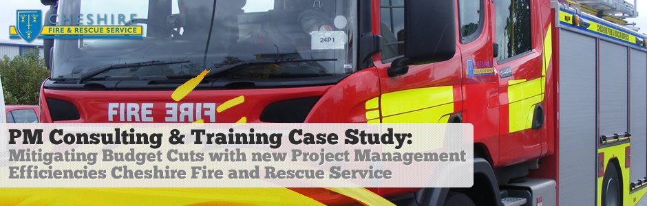 Project Management Consulting and Training Case Study Fire Rescue