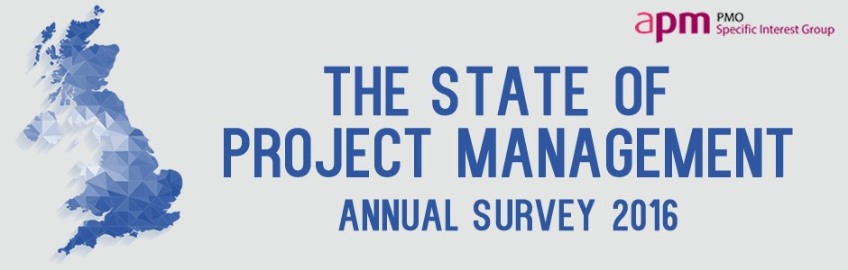 The State of Project Management Annual Survey 2016