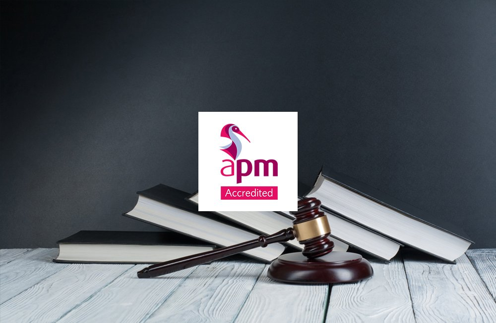 Apm Accredited Legal Project Management Training Wellingtone