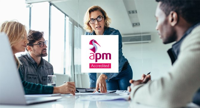 APM Accredited Assurance Practitioner Course - Wellingtone PPM